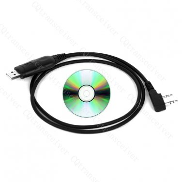 USB Data lead Frequency cable for Quansheng radio TG-UV2 TG-K4AT TG-42AT TG-22A TG-25AT