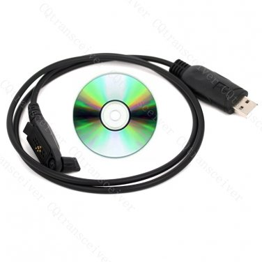 USB Programming cable for Motorola radio GP328 Plus GP338 plus