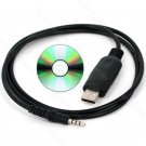USB Frequency Program Cable lead for Yaesu Handheld radio FT10R FT40R FT50R FT60R