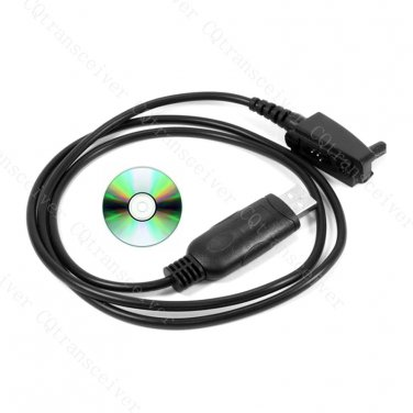 USB Programming Cable OPC-966 for Icom IC-F31GS IC-F31GT IC-F40GS IC-F40GT IC-F4061 IC-F4062S
