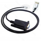 RIBLESS Program interface CAT Cable Lead OPC-592 for Icom IC-F310 IC-F320 IC-F410 IC-F420 IC-F1010