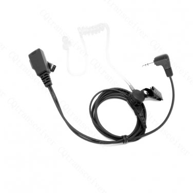FBI security Headset with PTT and mic for Motorola FRS/GMRS FR50 FR60 FV200 FV500 FV600R FV800R