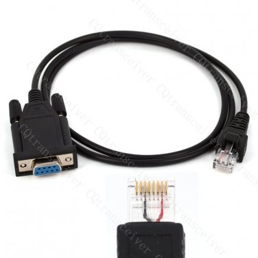 KPG-46 Frequency program cable Kenwood radio TK-863G TK-868G TK-880 TK-880G TK-885 TK-980 TK-981