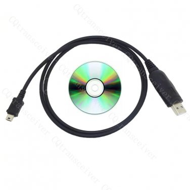 USB Frequency Program Cable CAT interface for HYT Portable TC310 TC-310