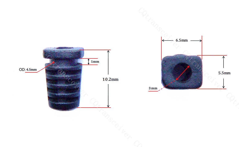 Cord Strain Relief Bushing