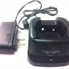 Smart Desktop Battery Charger for Icom Two Way Radio IC-F3G IC-F218 IC-V8 IC-V81 IC-V82 BC146 BC-146