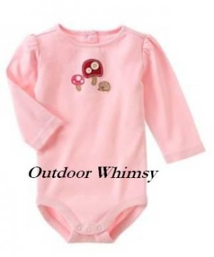 Gymboree OUTDOOR WHIMSY Hedgehog Onsie 6-12 months NWT