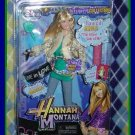 "Hannah Montana In Concert Collection Doll sings ""THE OTHER SIDE OF ME"" VHTF NEW! Hot toy for 2007!"