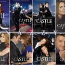 Castle DVD Complete Series Seasons 1 - 8