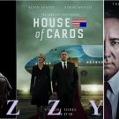 House of Cards DVD Complete Seasons 1 - 5