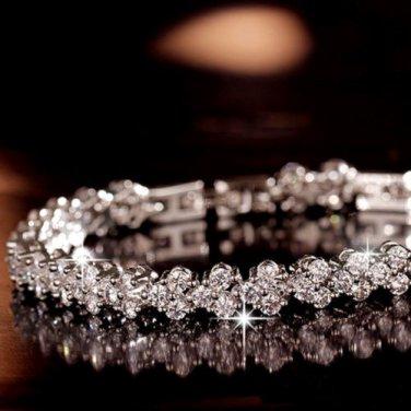 shining Zircon Bracelet jewely