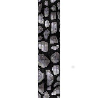 STONE PAVING  - LOOM beading pattern for cuff bracelet SALE HALF PRICE OFF