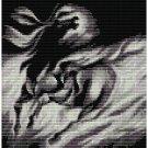 BLACK BEAUTY STALLION SPIRIT  - beading PANEL pattern for PEYOTE SALE