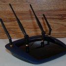 Cisco / Linksys E3000 - Lightning Wireless Mod - 4 External Antennas - DD-WRT