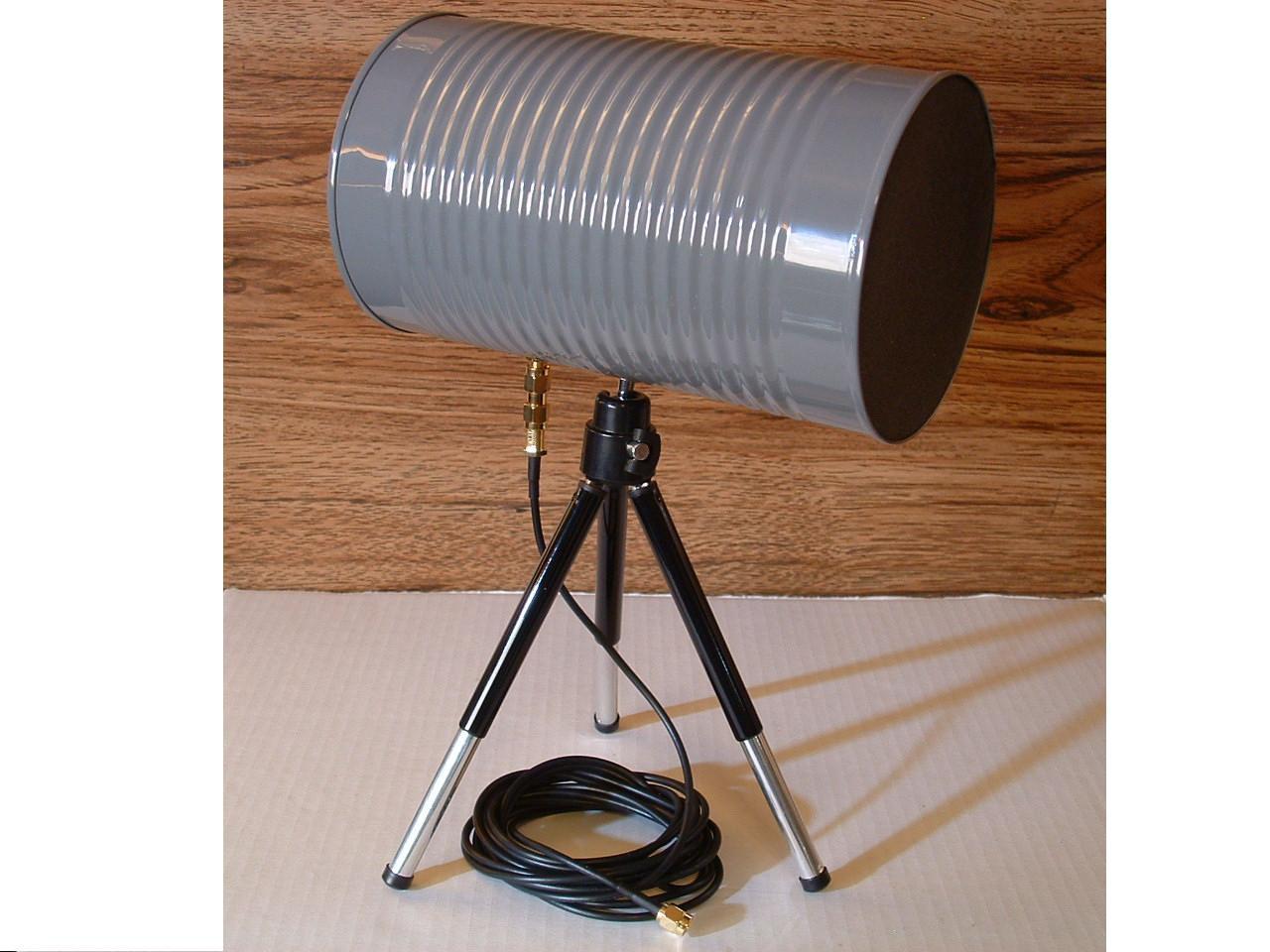 Wifi Cantenna Directional Long Range Signal Boosting