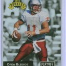 1993 Playoff Drew Bledsoe Rookie
