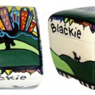 Pet - Dog - Urn - Is This Heaven - Hanpainted - Personalized Dog Urn