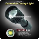 Underwater Rechargeable Diving Light