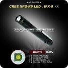 Bronte RA02 Pen Styel Mini Flashlight R5 95LM 3-Mode LED Flashlight (1 x AAA) Hiking Torch