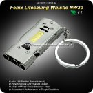 Fenix NW30 Lifesaving Emergency Survival SOS 120db Stainless Steel Whistle