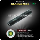 1PC KLARUS Mi10 Flashlight 4 Mode CREE XP-G R5 LED Flashlight 1xAAA Battery Hiking