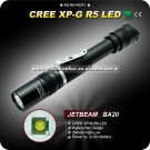 1PC JETBeam BA20 Cree R5 EDC Flashlight 2 X AA 270 Lumens Waterproof IPX8 Professional