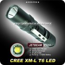 1PC Jetbeam PA10 Flashlight Single Mode 650 Lumens CREE XM-L XML T6 LED