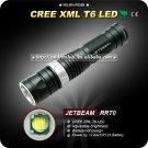 1PC JETBeam RRT-0 Raptor CREE XM-L T6 LED Flashlight CR123 Waterproof IPX-8