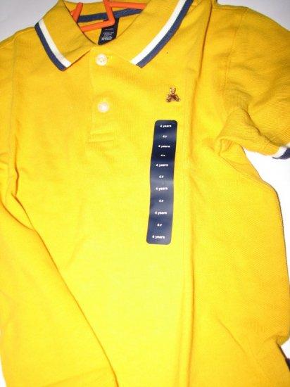 Gap Polo Shirt (Yellow)