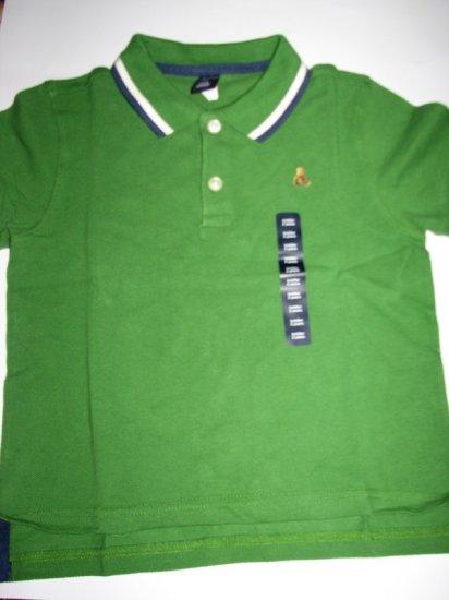 Gap Polo Shirt (Green)
