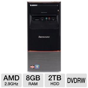 Lenovo H415 30992BU Desktop PC