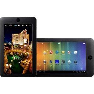 "EZS Mobility T-100CP 7"" 4 GB Tablet - Wi-Fi - ARM Cortex-A8 1 GHz"