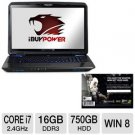 iBUYPOWER VALKYRIE CZ-17-TG5 Gaming Laptop