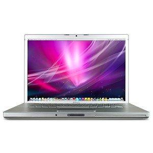 "Apple MacBook Pro Core 2 Duo 2.4GHz 256MB DVD±RW 15.4"" Notebook"