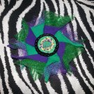 Bottlecap Flower Hulk Fist Hair Bow ~ Free Shipping