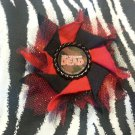 Bottlecap Flower The Walking Dead Comic Hair Bow ~ Free Shipping