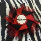 Bottlecap Flower The Walking Dead TV Series Hair Bow ~ Free Shipping