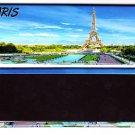 Paris City Laminated Photo Rectangular Fridge Magnet Souvenir From France