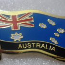AUSTRALIA Metal Brass Alloy Lapel Pin Country Flag Logo Soft Enamel Emblem Badge Button