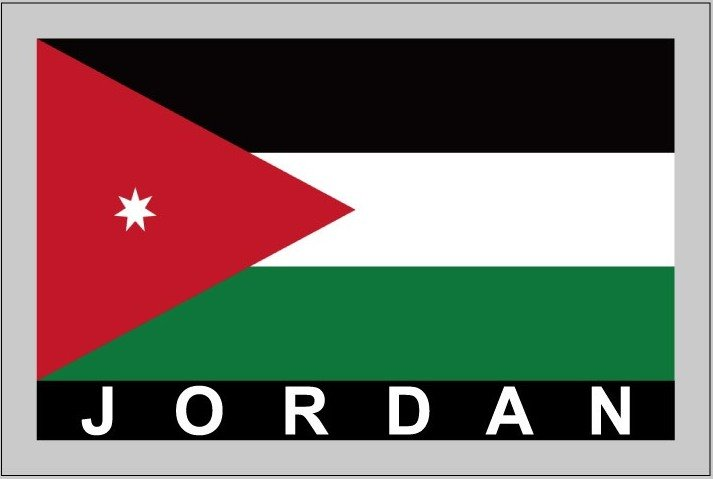 Image result for jordan country name