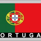 2 Temporary Skin Portugal Country Flag Tattoo Sticker Party Favors Tattoos Stickers