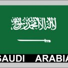 2 Temporary Skin Saudi Arabia Country Flag Tattoo Sticker Party Favors Tattoos Stickers
