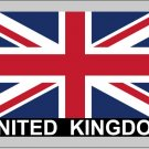 2 Temporary Skin United Kingdom UK Country Flag Tattoo Sticker Party Favors Tattoos Stickers