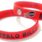 Buffalo Bills NFL Football Team Silicone Rubber Bracelet Sport Unisex Fashion Wristband