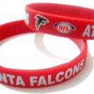 Atlanta Falcons NFL Football Team Silicone Rubber Bracelet Sport Unisex Fashion Wristband