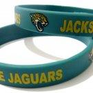 Jacksonoville Jaguars NFL Football Team Silicone Rubber Bracelet Sport Unisex Fashion Wristband