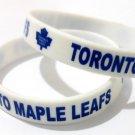 Toronto Maple Leafs NHL Hockey Team Silicone Rubber Bracelet Sport Unisex Fashion Wristband