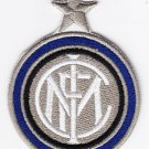 Inter Milan Intermilan Football Team Soccer Embroidered Iron On Backing Heat Seal Patch