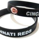 Cincinnati Reds MLB Baseball Team Silicone Rubber Bracelet Sport Unisex Fashion Wristband