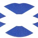 Scotland Lipstick Country Flag Temporary Tattoos Water Transfer Tattoo Stickers Party Favors